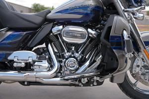 Harley-Davidson CVO Limited engine