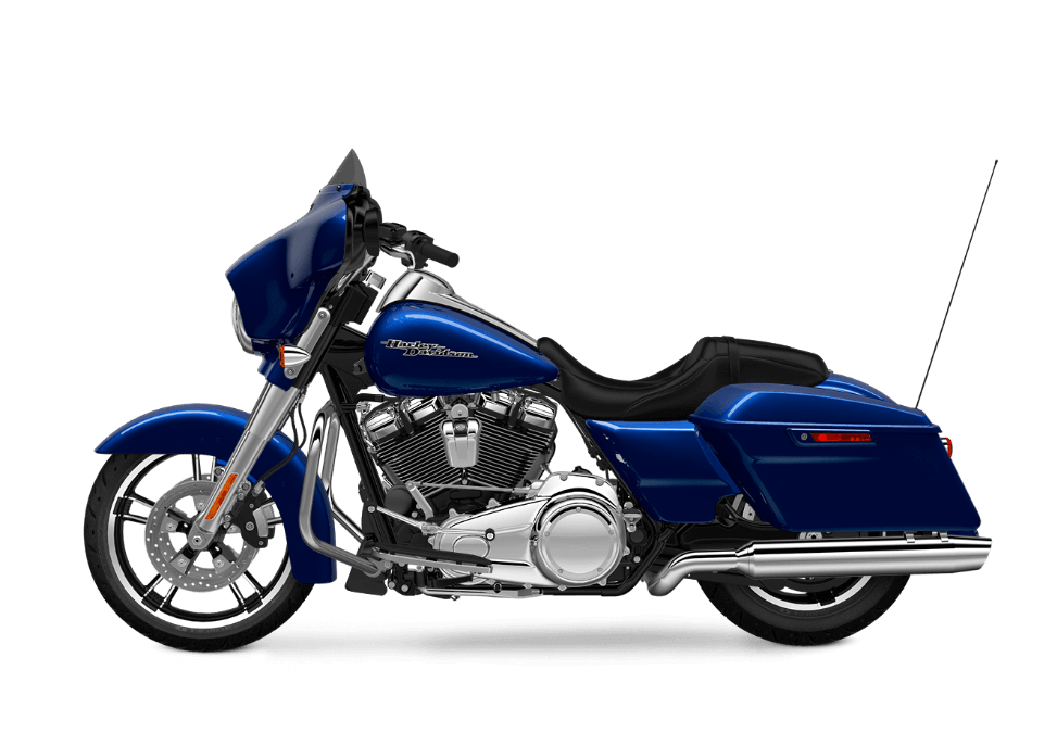 2017 Street Glide Special superior blue