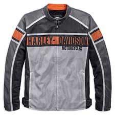 Harley Men's Irogami Mesh Riding Jacket 97151-19VM