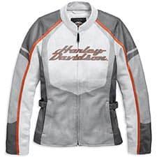 Harley Women's Solaris Mesh Riding Jacket 97157-19VW