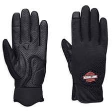 Harley Women's Odessa Mesh Riding Gloves 98330-19VW