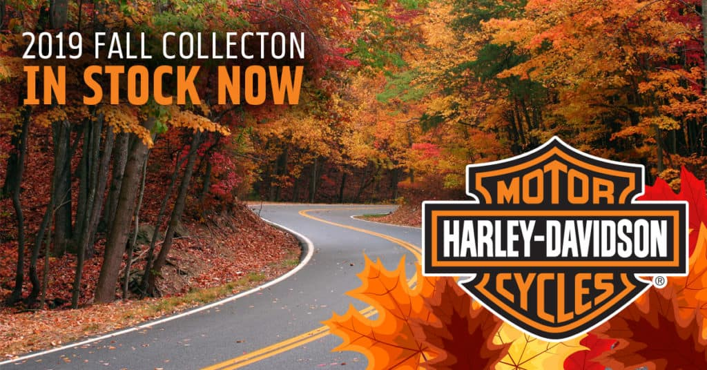 Harley-Davidson Fall 2019 MotorClothes Collection