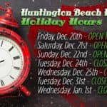HBHarley Holiday Hours