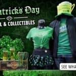 Harley-Davidson St. Patrick's Day T-shirts