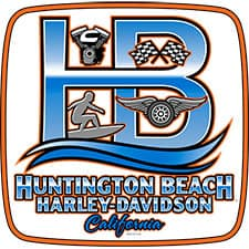 Huntington Beach Harley T-Shirt