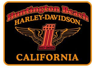 Huntington Beach Harley Sign