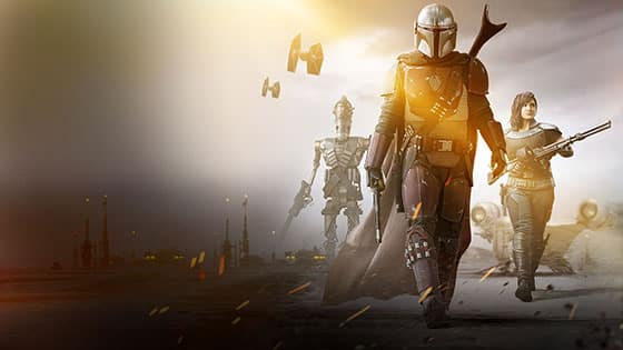 How to stream the Mandalorian online?