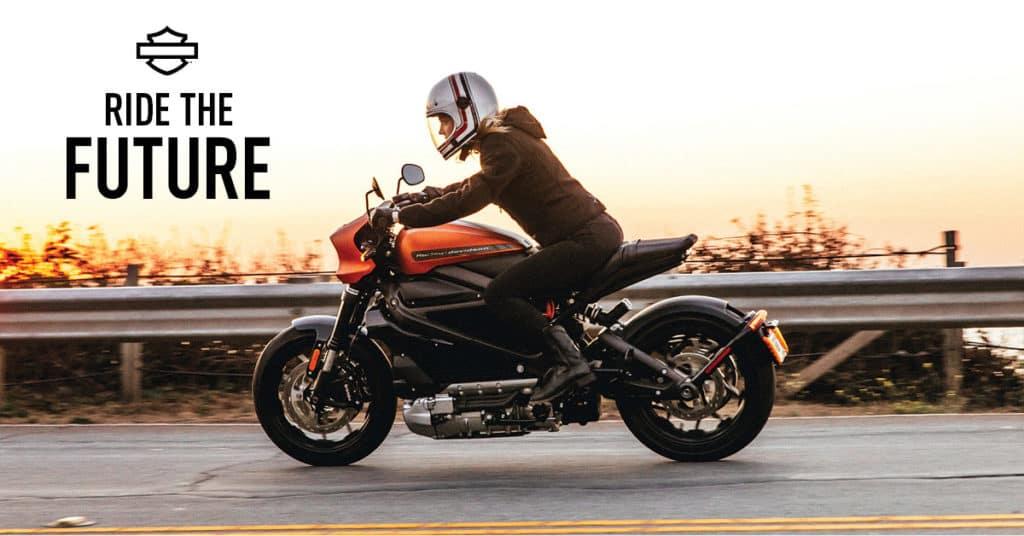 Livewire Ride the Future