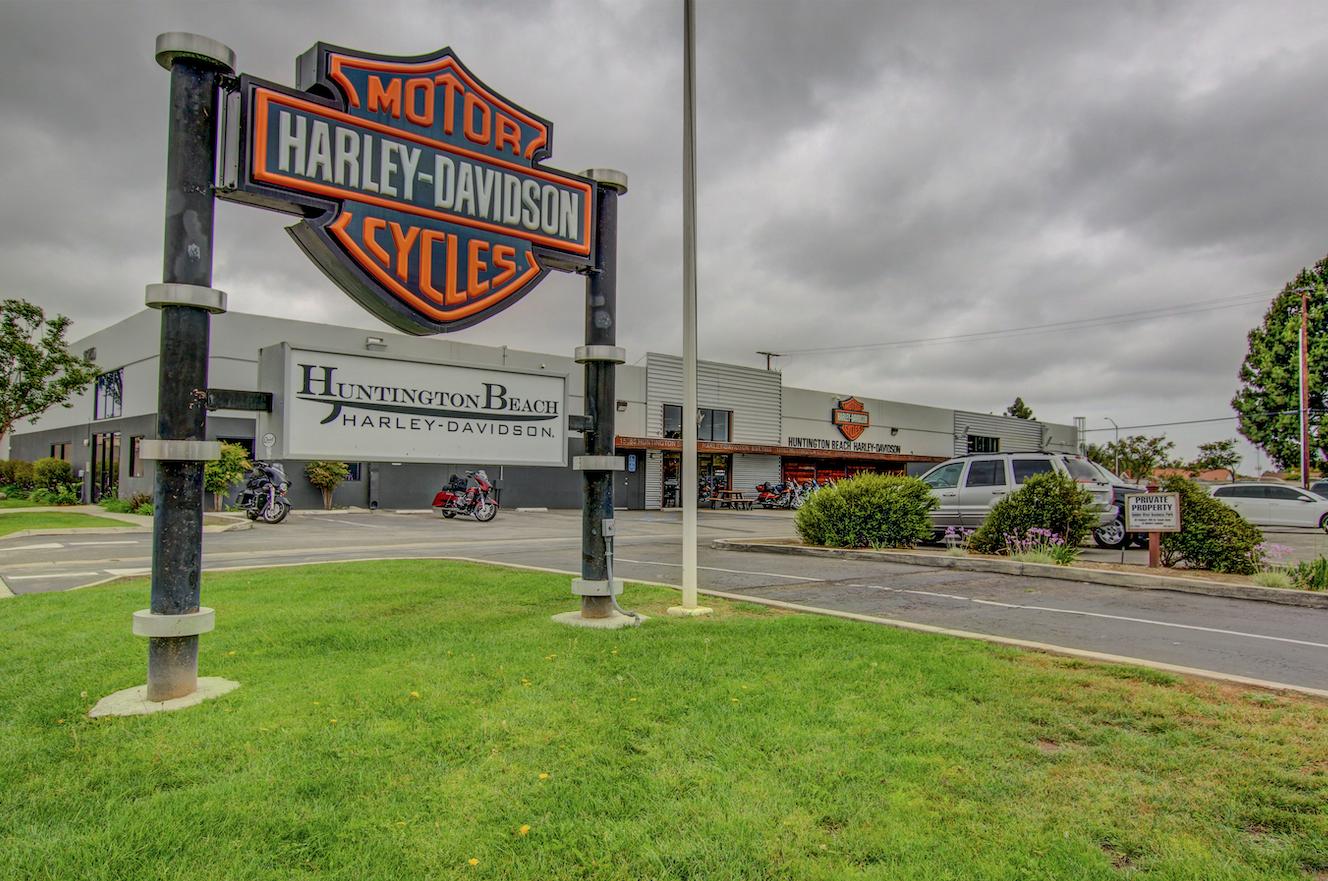 Huntington Beach Harley-Davidson in Westminster, California
