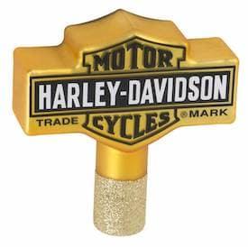 HDX-99193 Harley Glass Tree Topper