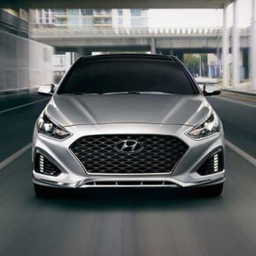 2019 Hyundai Sonata Front Exterior