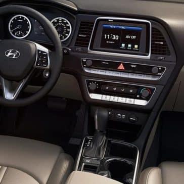 2019 Hyundai Sonata Interior Dashboard