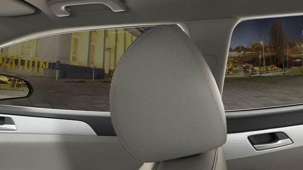 2019 Hyundai Sonata Interior Headrest