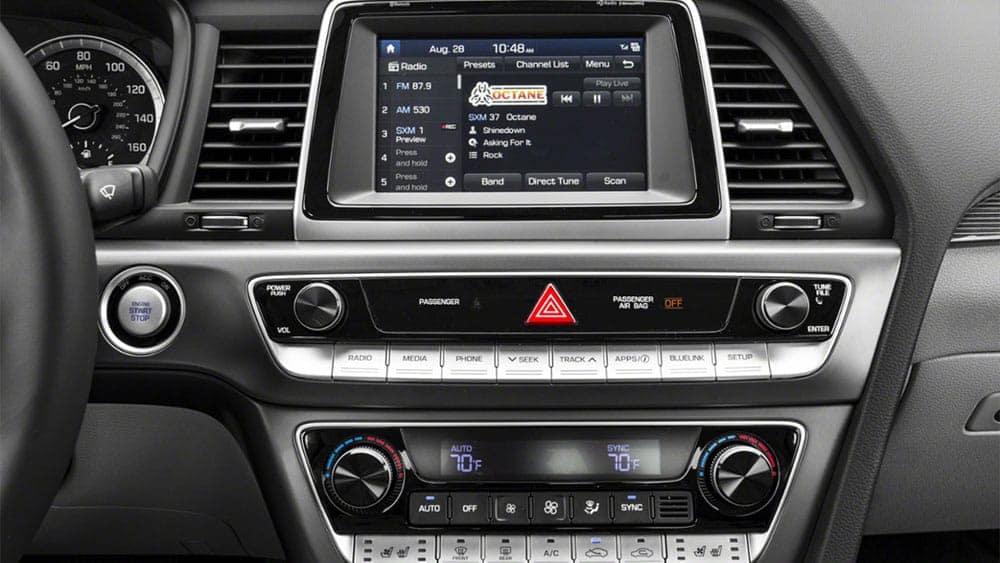2019 Hyundai Sonata Radio