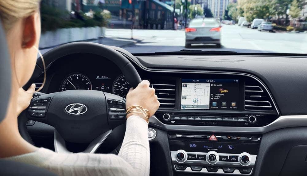 2019 Hyundai Elantra Driver