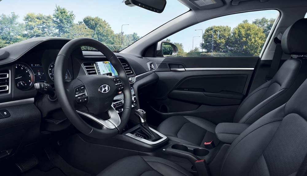 2019 Hyundai Elantra Interior