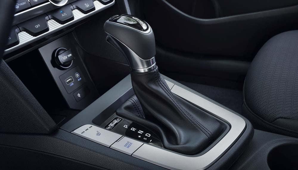 2019 Hyundai Elantra Shifter