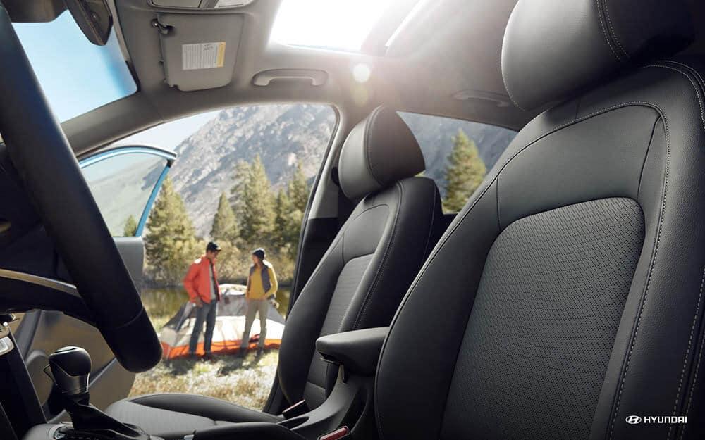 2019 Hyundai Kona interior