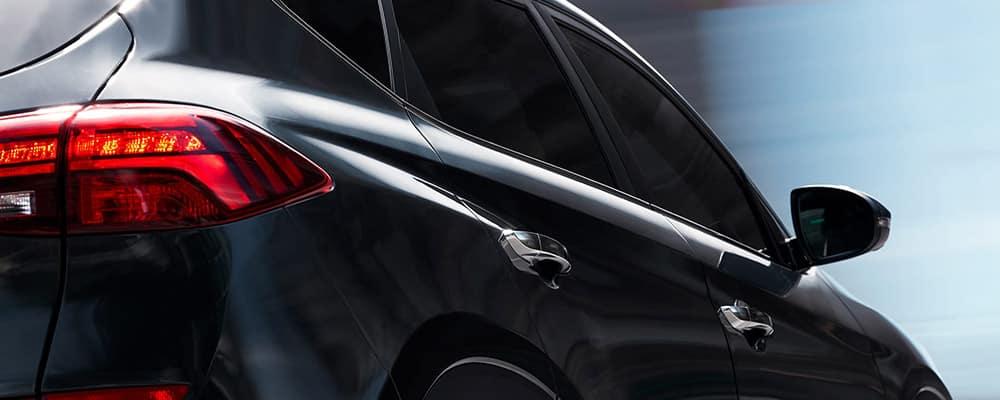 2020 Hyundai Tucson black