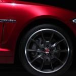 Jaguar XF Side Panel
