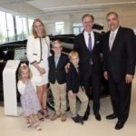 Jaguar Land Rover Freeport Grand Opening Party