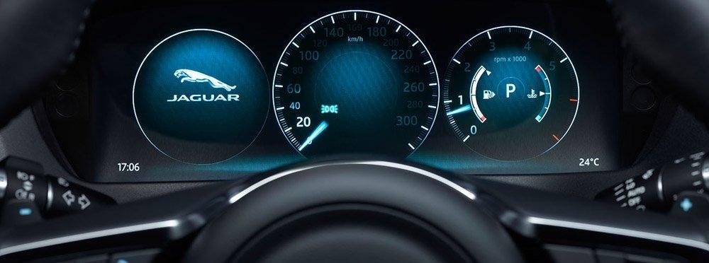 2018 Jaguar F-PACE Technology