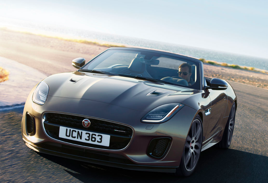 2018 Jaguar F-Type Convertible Premium
