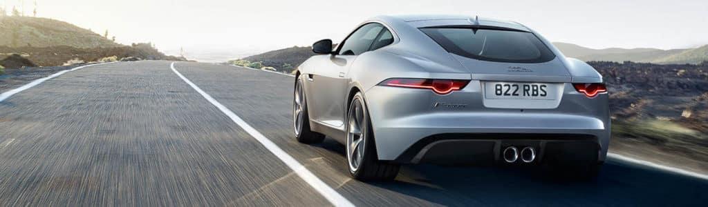 2018 Jaguar F-TYPE banner