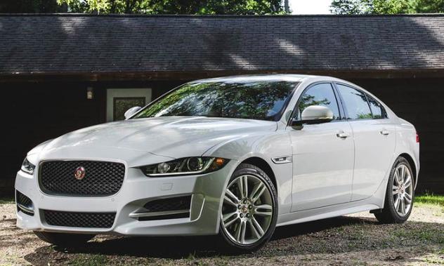 New 2018 Jaguar XE