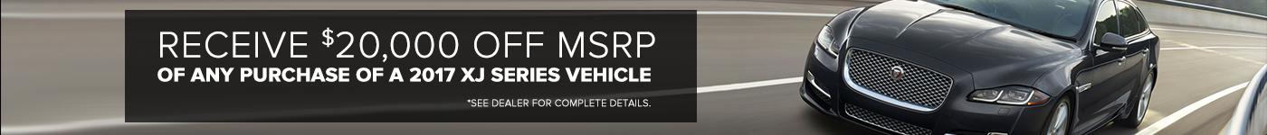 $20,00 Off MSRP Banner