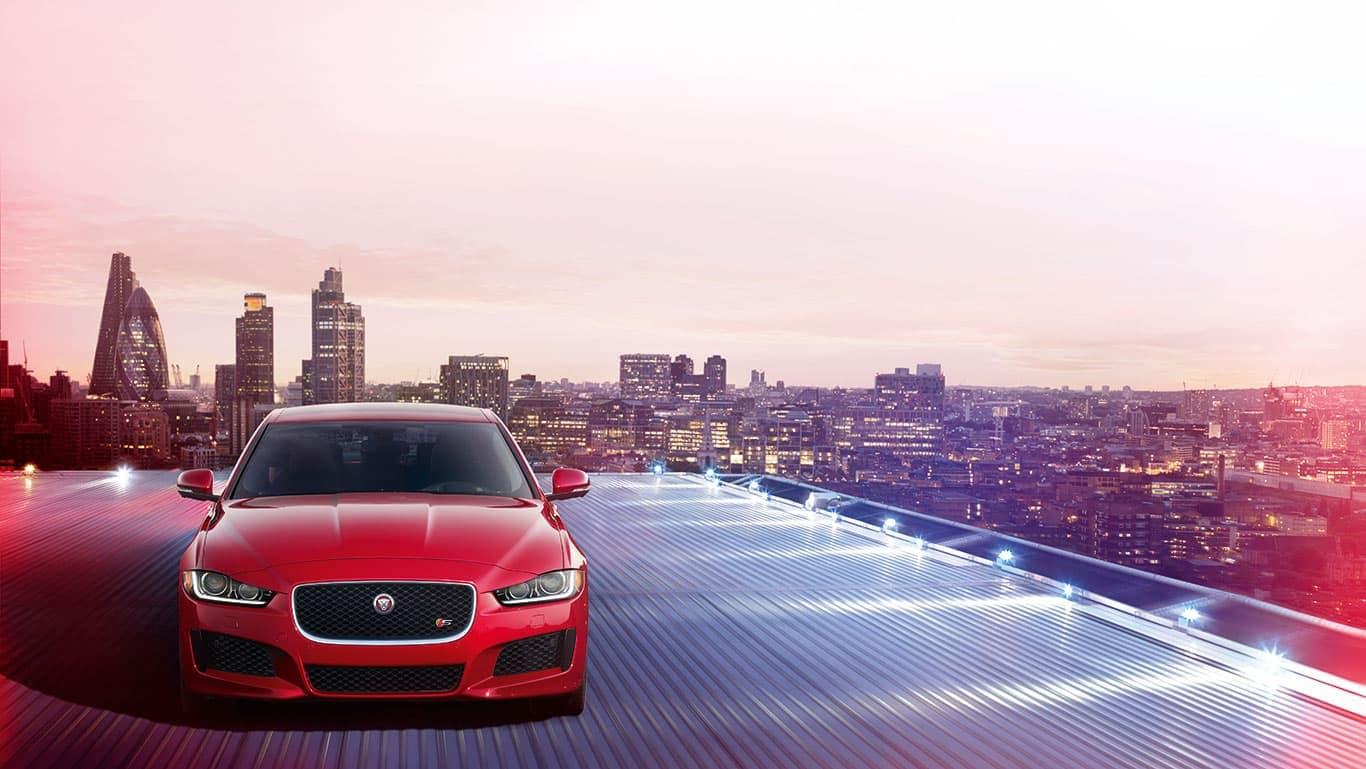 2019 Jaguar XE Exterior front view