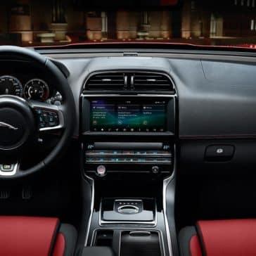 2019 Jaguar XE Exterior dashboard
