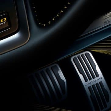 2019 Jaguar XE Exterior pedal