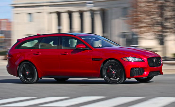 2018 Jaguar XF Sportbrake S AWD First Edition