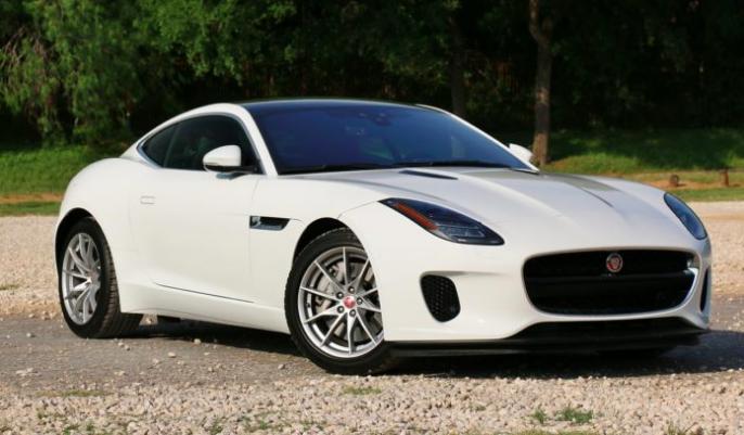 New 2018 Jaguar F-TYPE Base With Navigation & AWD