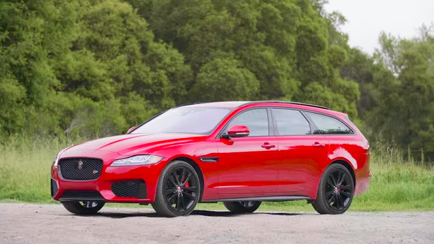 New 2018 Jaguar XF S AWD