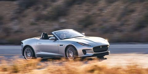 New 2020 Jaguar F-TYPE Base With Navigation & AWD
