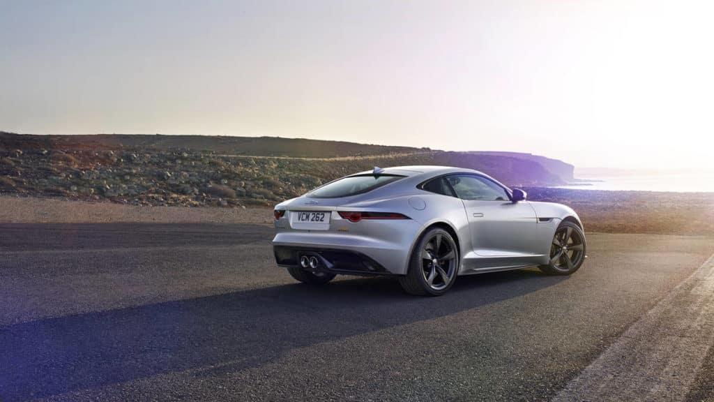 New 2018 Jaguar F-TYPE R-Dynamic With Navigation & AWD