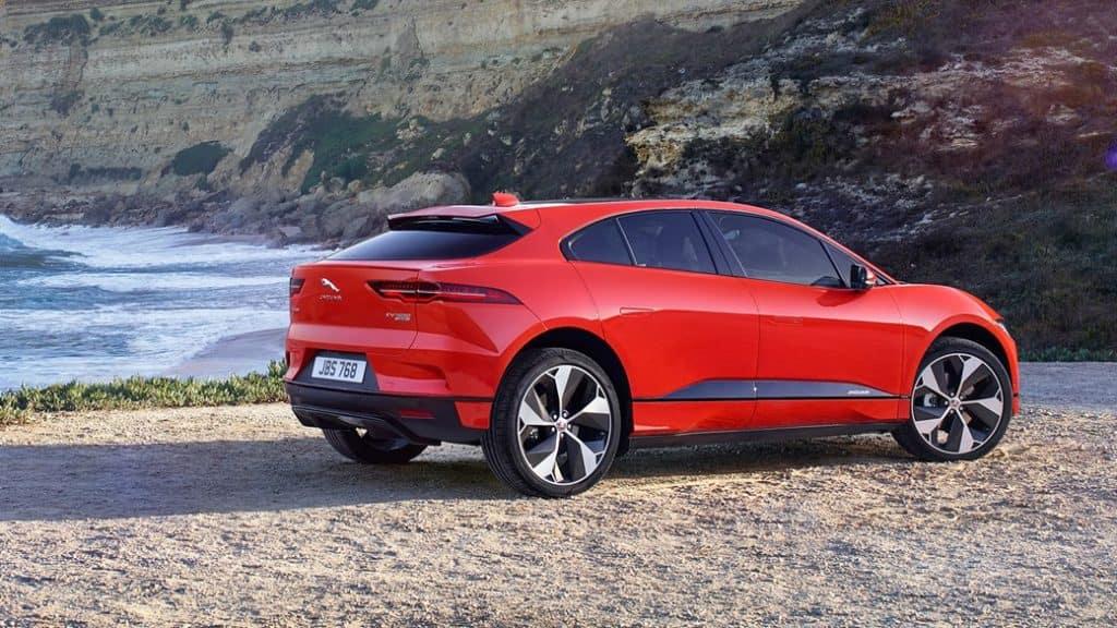 New 2019 Jaguar I-PACE SE With Navigation & AWD
