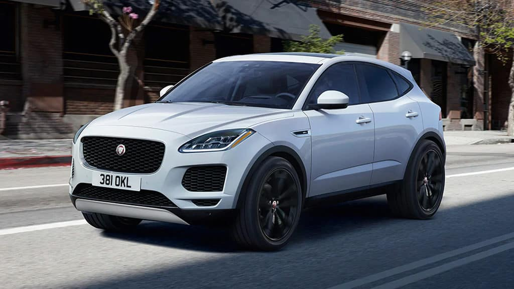 Lease a New 2020 Jaguar E-PACE SE P250