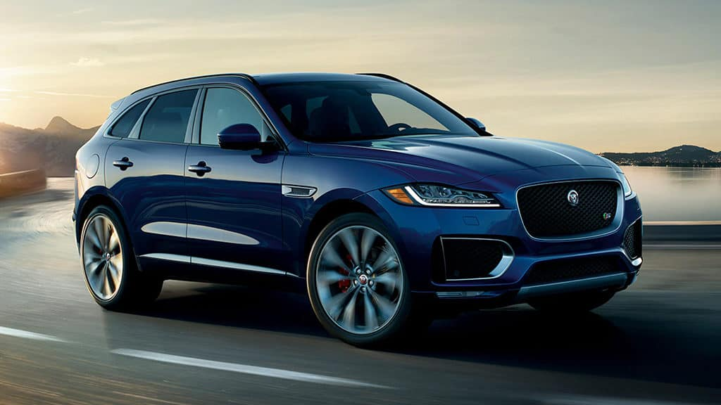 Lease a New 2020 Jaguar F-PACE Premium 25t