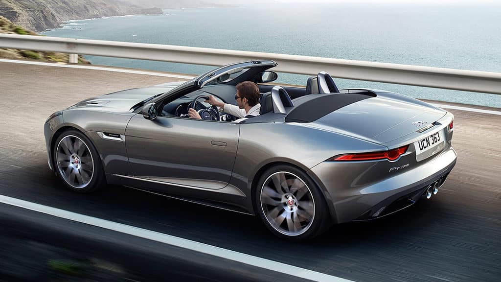 Lease a New 2020 F-TYPE CONV P300 Auto