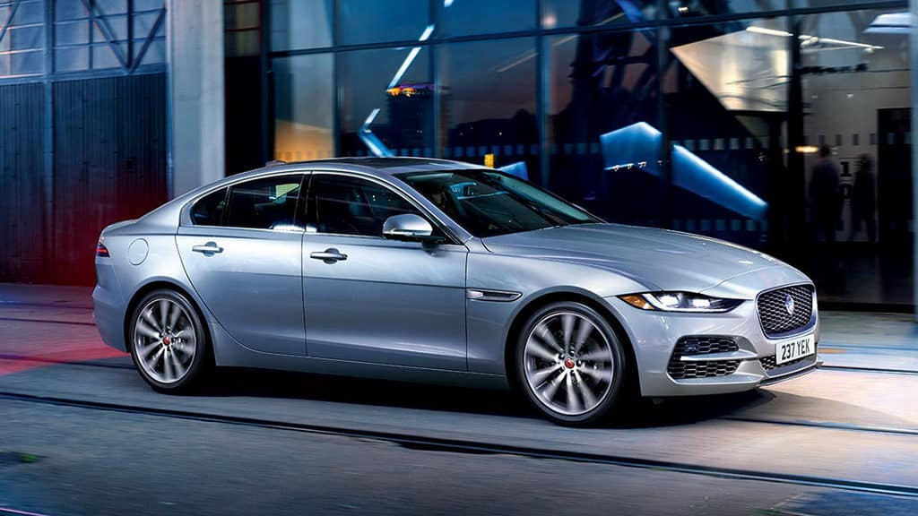 Lease a New 2020 XE S AWD DEMO