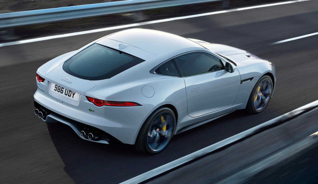 Lease a New 2020 Jaguar F-TYPE Coupe 2.0L