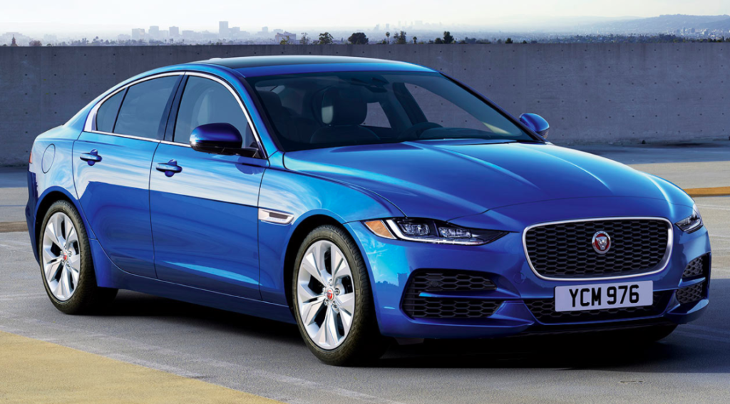 Lease a New 2020 Jaguar XE S P250 RWD