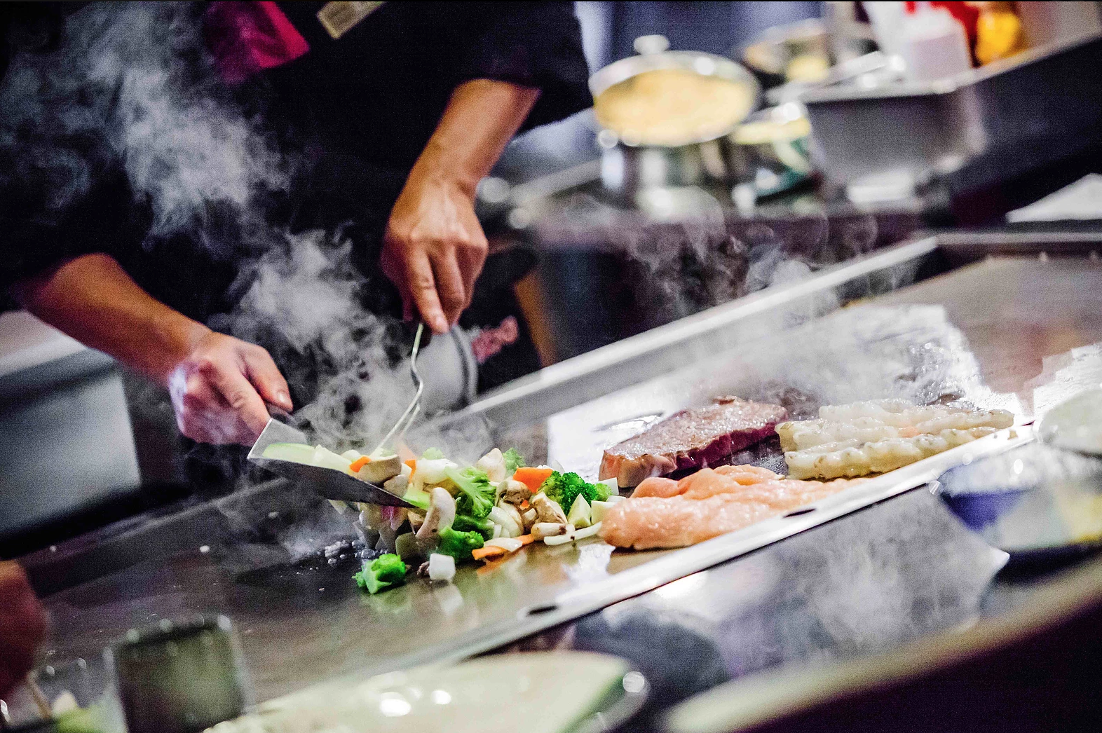 Best Restaurants in Baldwin, NY (Island Buffet Hibachi Grill)