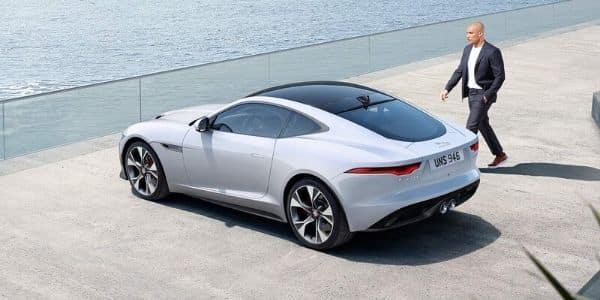 2021 Jaguar FTYPE