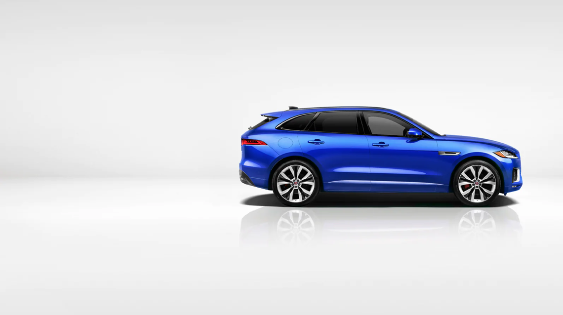 2020 Jaguar F Pace Performance Interior Features Jaguar Freeport
