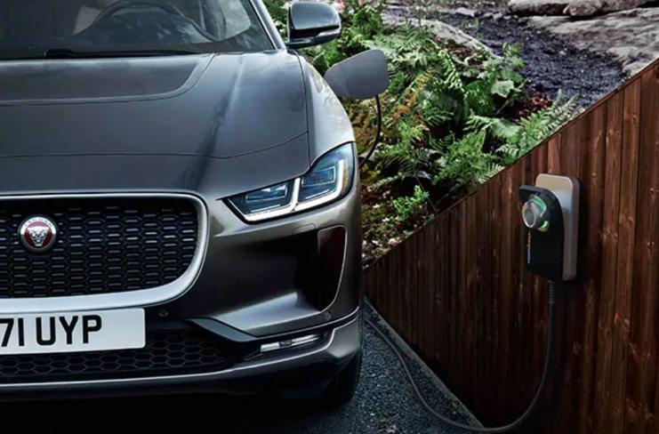 2020 Jaguar I-PACE Interior Features