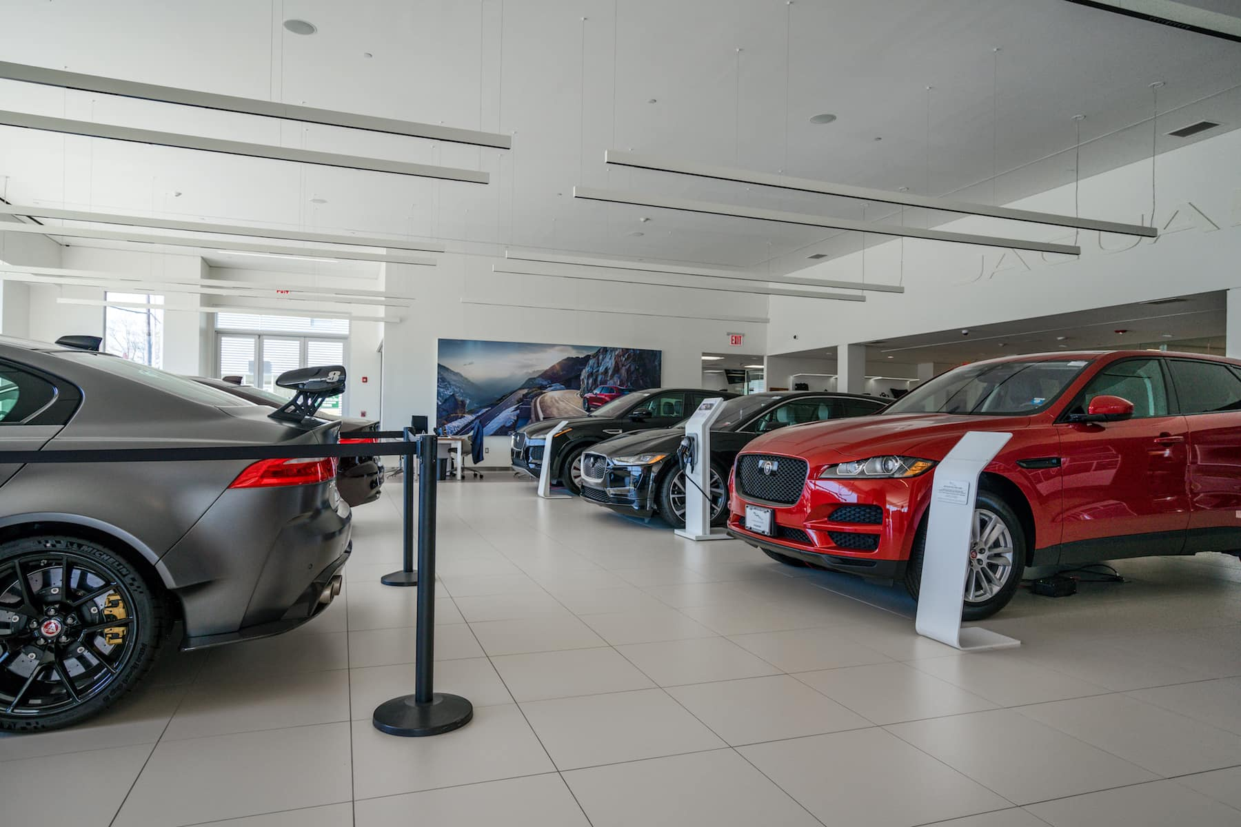 2019 World Car Award Winner Jaguar I-PACE